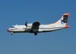 じーく。さんが、トゥールーズ・ブラニャック空港で撮影したフランス民間航空総局 ATR-42-300の航空フォト(飛行機 写真・画像)