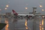 uhfxさんが、オーランド国際空港で撮影したヴァージン・アトランティック航空 747-41Rの航空フォト(飛行機 写真・画像)