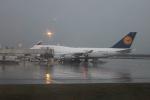 uhfxさんが、オーランド国際空港で撮影したルフトハンザドイツ航空 747-430の航空フォト(飛行機 写真・画像)