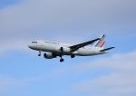 じーく。さんが、トゥールーズ・ブラニャック空港で撮影したエールフランス航空 A320-214の航空フォト(写真)