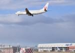 mojioさんが、成田国際空港で撮影したJALエクスプレス 737-846の航空フォト(飛行機 写真・画像)
