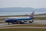ヒデキチさんが、関西国際空港で撮影したチャイナエアライン 747-409の航空フォト(写真)