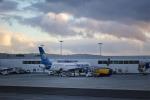Leporelloさんが、グラスゴー国際空港で撮影したトーマスクック・エアラインズ 757-28Aの航空フォト(写真)
