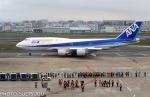 JL6DXRさんが、福岡空港で撮影した全日空 747-481(D)の航空フォト(写真)