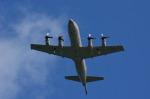もんきぃさんが、那覇空港で撮影した海上自衛隊 P-3Cの航空フォト(写真)