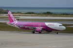 もんきぃさんが、那覇空港で撮影したピーチ A320-214の航空フォト(写真)