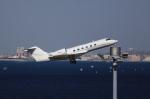 T.Sazenさんが、羽田空港で撮影したウェルズファーゴ・バンク・ノースウエスト G350/G450の航空フォト(写真)