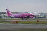 kaz-bbさんが、福岡空港で撮影したピーチ A320-214の航空フォト(写真)