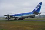 kaz-bbさんが、福岡空港で撮影した全日空 747-481(D)の航空フォト(写真)
