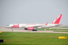 まいけるさんが、マンチェスター空港で撮影したジェット・ツー 757-27Bの航空フォト(飛行機 写真・画像)
