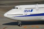 SHOさんが、羽田空港で撮影した全日空 747-481(D)の航空フォト(飛行機 写真・画像)