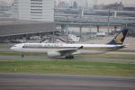 マリオ先輩さんが、羽田空港で撮影したシンガポール航空 A310-324の航空フォト(写真)