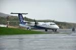 ライトレールさんが、三宅島空港で撮影したANAウイングス DHC-8-314Q Dash 8の航空フォト(写真)