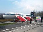 まいけるさんが、マンチェスター空港で撮影したブリティッシュ・ヨーロピアン・エアウェイズの航空フォト(写真)