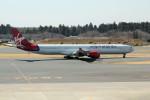 アイスコーヒーさんが、成田国際空港で撮影したヴァージン・アトランティック航空 A340-642の航空フォト(飛行機 写真・画像)