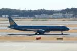 アイスコーヒーさんが、成田国際空港で撮影したベトナム航空 A321-231の航空フォト(写真)