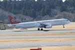アイスコーヒーさんが、成田国際空港で撮影したトランスアジア航空 A321-131の航空フォト(写真)