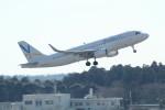 アイスコーヒーさんが、成田国際空港で撮影したバニラエア A320-216の航空フォト(飛行機 写真・画像)
