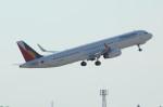 アイスコーヒーさんが、成田国際空港で撮影したフィリピン航空 A321-231の航空フォト(写真)