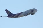 アイスコーヒーさんが、成田国際空港で撮影したタイ国際航空 747-4D7(BCF)の航空フォト(飛行機 写真・画像)