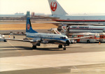 maverickさんが、羽田空港で撮影した全日空 YS-11A-500の航空フォト(写真)