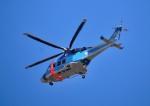 mojioさんが、成田国際空港で撮影した千葉県警察 AW139の航空フォト(飛行機 写真・画像)
