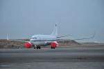 Oceanbuleさんが、羽田空港で撮影したサウジアラビア王室空軍 737-7DP BBJの航空フォト(写真)