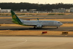 アイスコーヒーさんが、成田国際空港で撮影した春秋航空日本 737-81Dの航空フォト(写真)