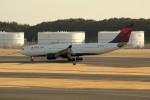 アイスコーヒーさんが、成田国際空港で撮影したデルタ航空 A330-223の航空フォト(飛行機 写真・画像)