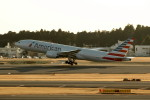 アイスコーヒーさんが、成田国際空港で撮影したアメリカン航空 777-223/ERの航空フォト(写真)