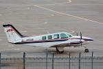 Dojalanaさんが、函館空港で撮影したジェイピーエー 58 Baronの航空フォト(写真)
