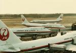 maverickさんが、成田国際空港で撮影した日本航空 747-246Bの航空フォト(写真)