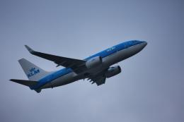 Leporelloさんが、ニューカッスル空港で撮影したKLMオランダ航空 737-7K2の航空フォト(飛行機 写真・画像)