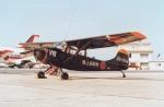 TKOさんが、築城基地で撮影した陸上自衛隊 L-19A Bird Dog (305A)の航空フォト(写真)