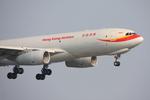 WING_ACEさんが、関西国際空港で撮影した香港航空 A330-243Fの航空フォト(写真)