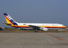 航空フォト:JA015D 日本航空 A300-600