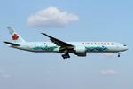 SKYLINEさんが、成田国際空港で撮影したエア・カナダ 777-333/ERの航空フォト(写真)