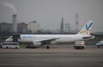 JAA DC-8さんが、伊丹空港で撮影したバニラエア A320-211の航空フォト(写真)