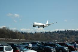 航空フォト:N789ZB ボーイング 787-9