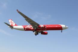 utarou on NRTさんが、成田国際空港で撮影したタイ・エアアジア・エックス A330-343Xの航空フォト(飛行機 写真・画像)