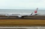 しんさんが、大分空港で撮影したJALエクスプレス 737-846の航空フォト(写真)