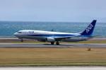 しんさんが、大分空港で撮影した全日空 737-881の航空フォト(写真)