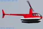 Chofu Spotter Ariaさんが、東京ヘリポートで撮影した日本個人所有 R44 Clipper IIの航空フォト(飛行機 写真・画像)