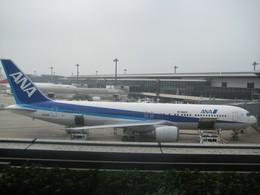 じょーまうすさんが、成田国際空港で撮影した全日空 767-381/ERの航空フォト(飛行機 写真・画像)