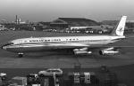チャーリーマイクさんが、伊丹空港で撮影した大韓航空 707-338Cの航空フォト(写真)