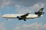 SKYLINEさんが、成田国際空港で撮影したヴァリグ MD-11の航空フォト(写真)