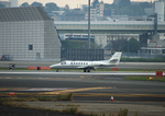 T.Sazenさんが、伊丹空港で撮影した中日本航空 560 Citation Vの航空フォト(飛行機 写真・画像)