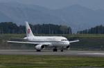 xxxxxzさんが、静岡空港で撮影した恆大地產 A319-133CJの航空フォト(飛行機 写真・画像)
