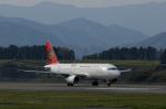 xxxxxzさんが、静岡空港で撮影したトランスアジア航空 A320-232の航空フォト(飛行機 写真・画像)