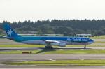 xxxxxzさんが、成田国際空港で撮影したエア・タヒチ・ヌイ A340-313Xの航空フォト(飛行機 写真・画像)